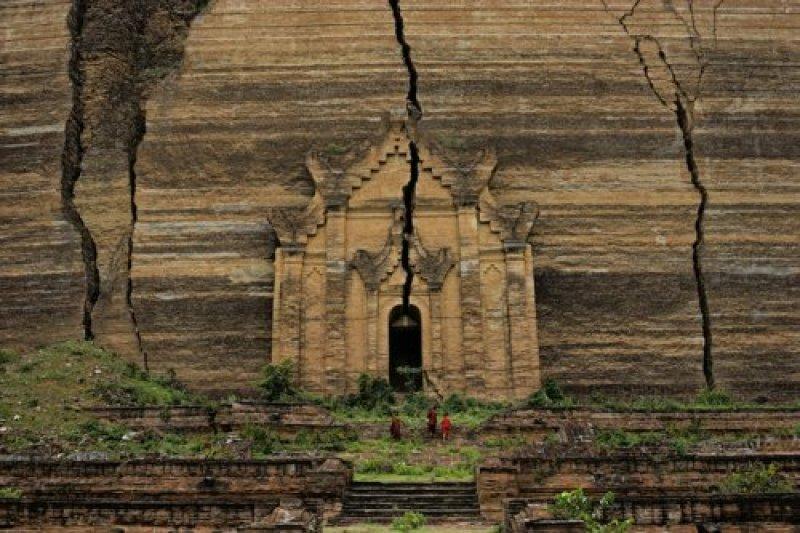 Mingum Pagoda