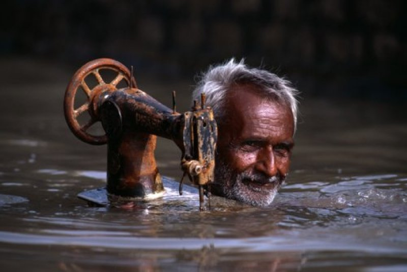 Tailor in Monsoon